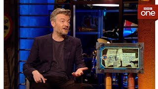 What does Charlie Brooker dislike doing? -  Room 101: Series 7 Episode 1 - BBC One