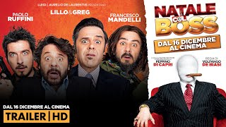 NATALE COL BOSS - TRAILER HD