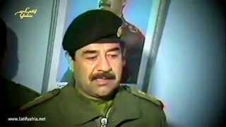 حرب القادسيه صدام حسين نادر