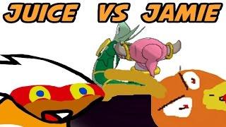 Multi Battle League: Team Juice vs Team Jamie [MBL S1W2]