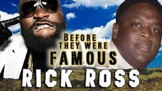 RICK ROSS - Before They Were Famous