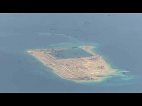 watch War of words over islands in South China Sea