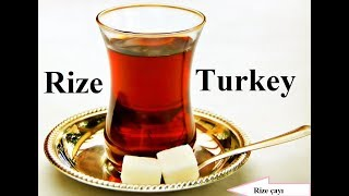 Turkey/Rize (Tea Gardens of Turkey) Part 21