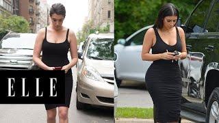 I Lived Like Kim Kardashian For A Week | #BTW Editor Interviews | ELLE