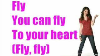 Sel Gomez - Fly to Your Heart -  HQ - LYRICS ON SCREEN
