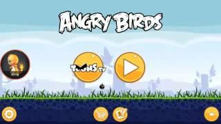 Angri birds  con Sergio #1
