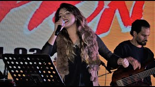 Aaj Keno Mon Udashi Hoye dur Ojanai | Kornia | Live Concert 2019