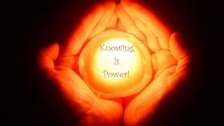 Abraham Hicks -  Knowing is Power! SasM!X