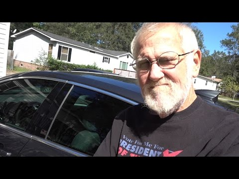 ANGRY GRANDPA'S NEW CAR!