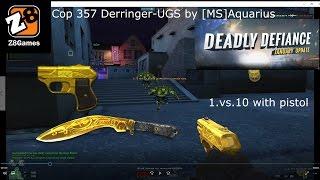Crossfire NA: COP 357 Derringer-UGS | Hero Mode X