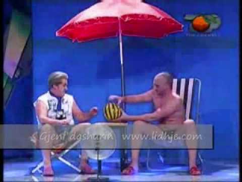 Berisha dhe Edi Rama ne plazh