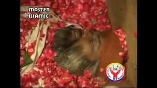 Owais Raza Qadri Sb Janaza of Abaas Qadri Shaheed Nishtar park Blast