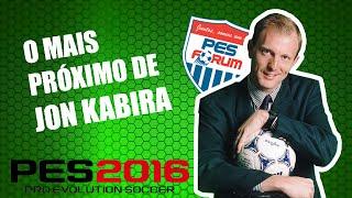 PES 2016 - Peter Drury - (O Jon Kabira dos States)