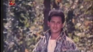 Romantic song of Salman Shah  mousumi  Ekhon to somoy bhalobashar   360p