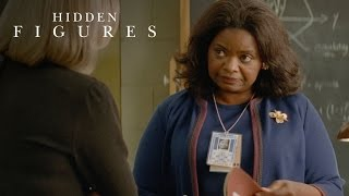"Hidden Figures | ""Stand Out"" TV Commercial 