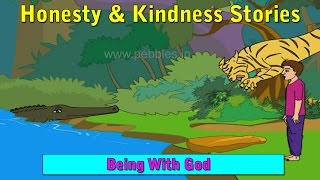 Being With God | Moral Stories in English For Kids | English Stories For Children HD