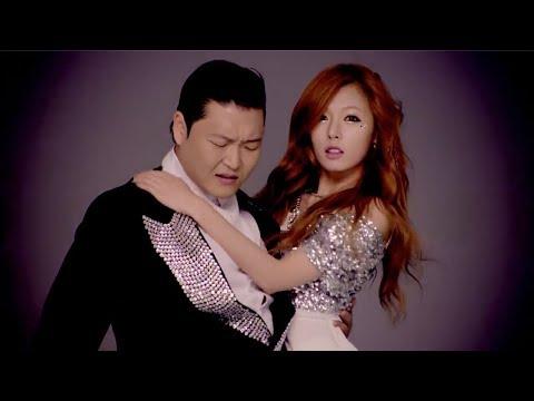 PSY ft. HYUNA 오빤 딱 내 스타일 M V