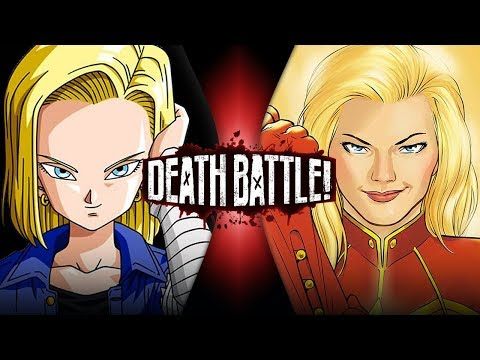 Xxx Mp4 Android 18 VS Captain Marvel Dragon Ball VS Marvel Comics DEATH BATTLE 3gp Sex