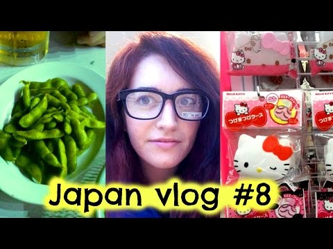 New JET Programme Arrivals, Hello Kitty & Family Mart Fun // Japan Vlog Week 8 2015