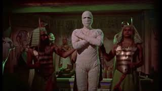 All Of Mummified Scenes From The Mummy Films 1932-2017