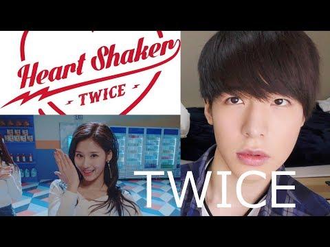 Xxx Mp4 TWICE Heart Shaker M V Japanese Reaction ワンスになりそう神曲だ 3gp Sex