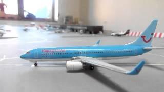 Gemini Jets Hapag Lloyd 737-800 (Review No.1)