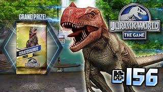 Full Ceratosaurus Event! || Jurassic World - The Game - Ep 156 HD