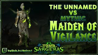 The Unnamed - Maiden of Vigilance Mythic Guardian PoV