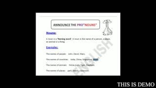 Spoken English (Demo) by Magic English