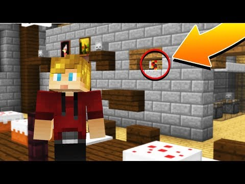 WORLDS BEST HIDING SPOT YOUTUBER HIDE N SEEK Minecraft Mods