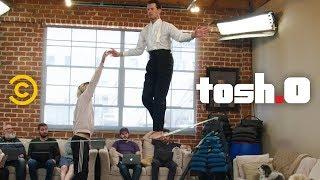 Slackline Office - Tosh.0