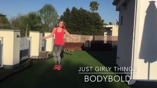 Just Girly Things - FULL AT HOME CARDIO DANCE WORKOUT