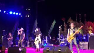 Slank feat Afifah - Ku tak bisa di Festival Buleleng Singaraja, Bali (Live)