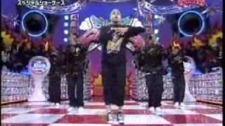 "Daichi (三浦大知) dance to Chris Brown's ""Gimme That"" Part 2"