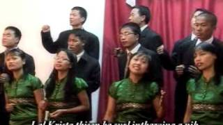 Sielmat Bible College Choir (SBC Choir)- Aron Inthawina