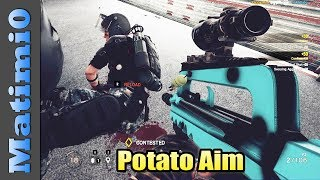 Never Go Full Potato - Rainbow Six Siege