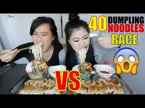 Xxx Mp4 HOMEMADE DUMPLING NOODLE RACE MUKBANG 3gp Sex