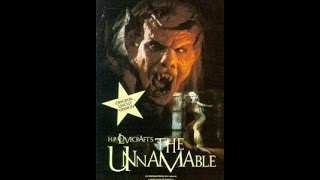 The Unnamable (1988) Movie Review (A Film from My Childhood)