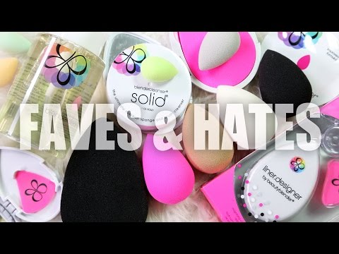 BEAUTY BLENDER | Favorites & Hate its