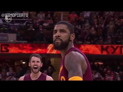 Kyrie Irving GAME WINNER   Warriors vs Cavaliers   December 25, 2016   2016 17 NBA Season