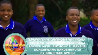 Kwaya ya mt.Anthony wa Padua.Archbishop mayala girls sec.school