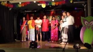 Natok Lal putli end up: pohela boishak, 1422, BYPS