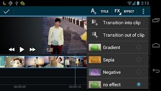 5 Best Android Video Editor 2016