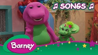 Barney 🎵 Best Song Compilation 🎵 Part 1 ✈️ Let's Go on Vacation
