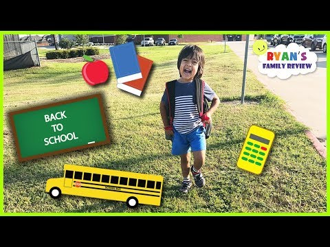 Xxx Mp4 Kid First Day Of School Back To School Night Routine And Morning Routine With Ryan 3gp Sex