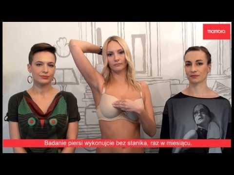 JAK BADAĆ PIERSI? - Breast Self Exam - Mambra