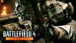 BATTLEFIELD 4: Community Operations - Cinematic Trailer   Official EA FPS Game