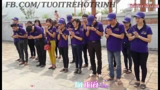 Tuổi Trẻ Họ Trịnh _ Hát cùng tuổi trẻ Tộc Trinh ( Karaoke )✔