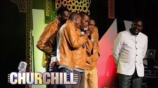 Churchill Show Kericho
