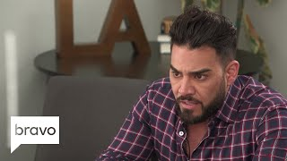 Shahs of Sunset: Mike Shouhed Signs His Divorce Papers (Season 6, Episode 10) | Bravo